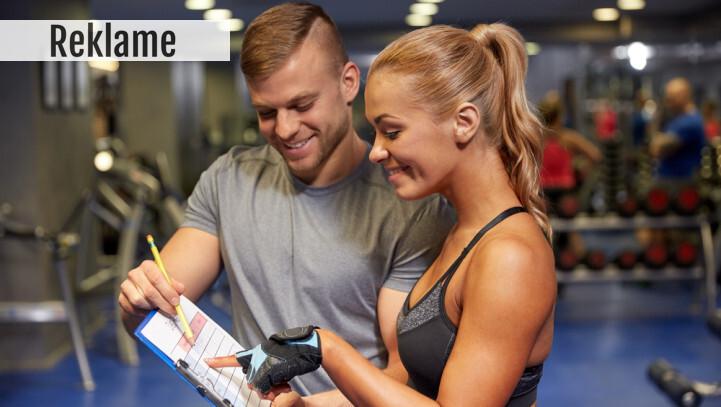 Skab struktur over din træning