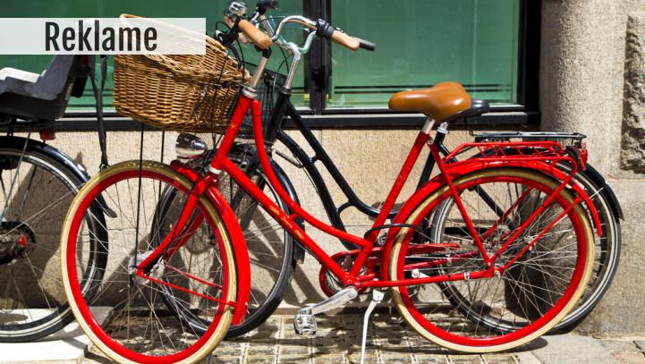 Vælg den rette cykel der matcher dit behov