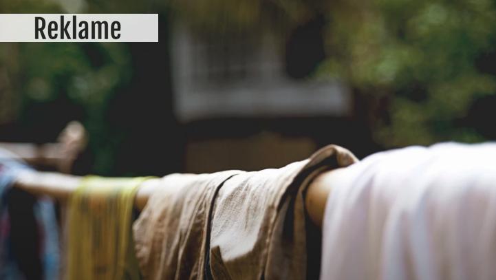 Rengøring og huslige pligter tæller også som motion