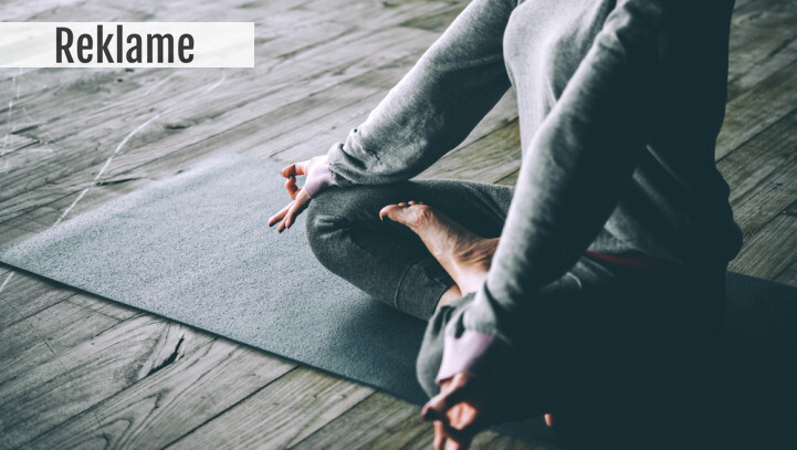 Dyrk Yoga med simpelt udstyr